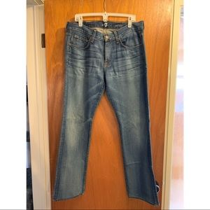 MENS JEANS (7 for all mankind)